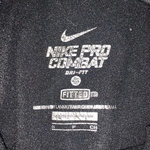 Nike Shirts - Nike Pro Combat Dri-Fit Fitted Top